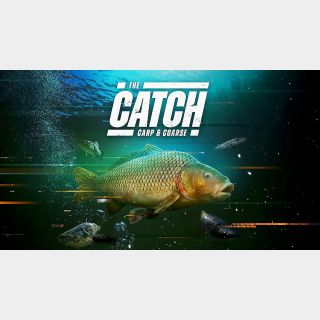 The Catch: Carp & Coarse (Xbox One) - US - INSTANT DELIVERY