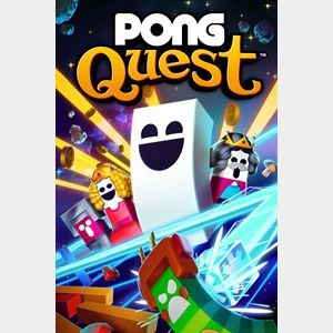 Pong Quest (Xbox-One) - US - INSTANT DELIVERY