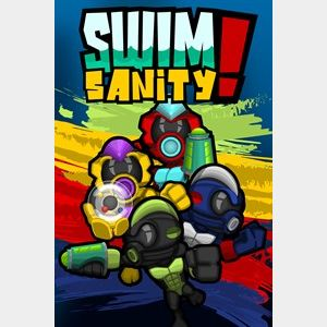 Swimsanity! (Xbox One) - US - INSTANT DELIVER