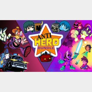 Anti Hero Bundle (Xbox One) - US - INSTANT DELIVERY