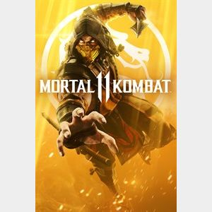Mortal Kombat 11 (Xbox One) - US - INSTANT DELIVERY