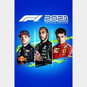 F1® 2021 - US - INSTANT DELIVERY