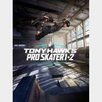 Tony Hawk's™ Pro Skater™ 1 + 2 (Xobx One) - US - INSTANT DELIVERY