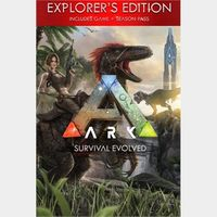 ARK: Survival Evolved Explorer's Edition (Xbox One) - US - INSTANT DELIVERY