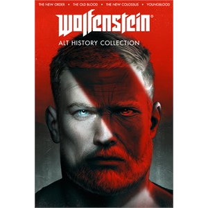 Wolfenstein: Alt History Collection (Xbox One) - US - INSTANT DELIVERY