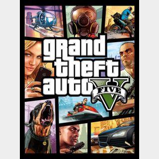 Grand Theft Auto V: Premium Edition (Xbox One) - US - INSTANT DELIVERY