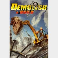 Demolish & Build (Xbox One) - US - INSTANT DELIVERY