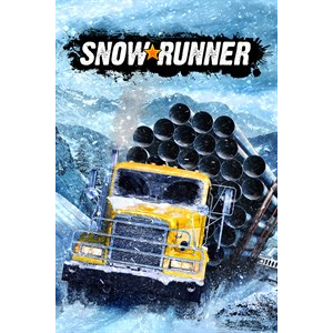 SnowRunner (Xbox One) - US - INSTANT DELIVERY