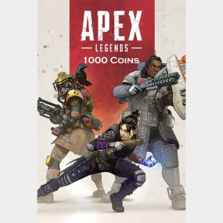 APEX Legends: 1,000 Coins - US - INSTANT DELIVERY