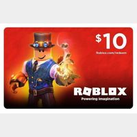$10.00 Roblox - US -INSTANT DELIVERY