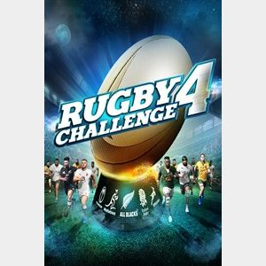 Rugby Challenge 4 (Xbox One) - US - INSTANT DELIVERY