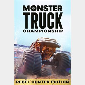 Monster Truck Championship - Rebel Hunter Edition (Xbox One) - US - INSTANT DELIVERY
