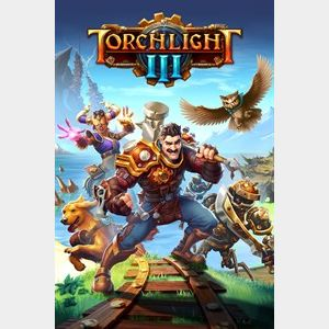 Torchlight III (Xbox One) - US - INSTANT DELIVERY