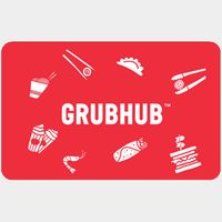 $15.00 GrubHub - US - INSTANT DELIVERY