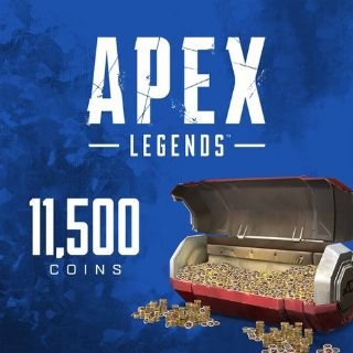 Apex Legends: 11,500 Coins  (PlayStation) - US - INSTANT DELIVERY