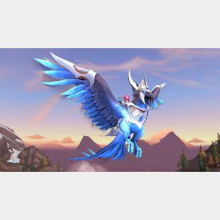 Sapphire Skyblazer