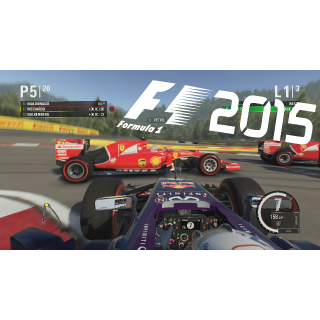 F1 2015 (instant delivery)