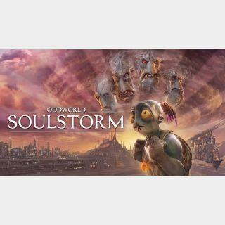 Oddworld: Soulstorm -  PS4 & PS5 - INSTANT - EU