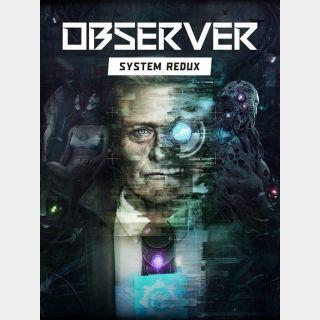 Observer: System Redux - PS4 INSTANT EU