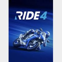 Ride 4 - INSTANT - PS4 & PS5 EU - One code Two Version