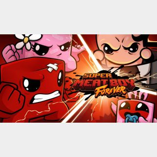 Super Meat Boy Forever - XboxOne Key EU - Instant