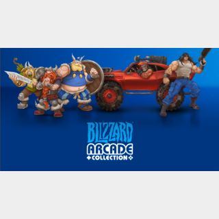 Blizzard® Arcade Collection - INSTANT - EU PS4