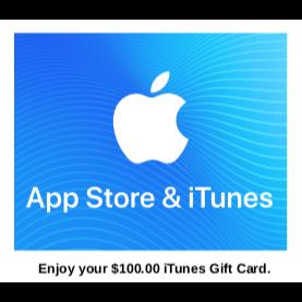 $100.00 Gift Card CANADA