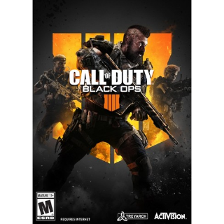 Call of Duty Black Ops 4 PC - US Standard Edition