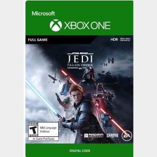 Star Wars Jedi: Fallen Order DELUXE EDITION - Xbox One / Xbox Live GLOBAL