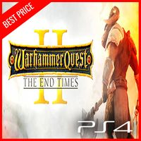 Warhammer Quest 2: The End Times PlayStation 4 PS4 CD Key EU (Instant delivery) BEST PRICE