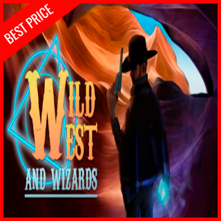 Wild West and Wizards Steam CD Key (Instant)