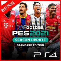 eFootball PES 2021 SEASON UPDATE STANDARD EDITION PlayStation 4 PS4 CD Key EU (Instant delivery) BEST PRICE