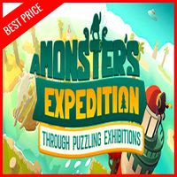 A Monster's Expedition Steam CD Key PC (Instant delivery) BEST PRICE