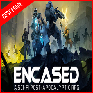 Encased: A Sci-Fi Post-Apocalyptic RPG Steam CD Key (Instant)