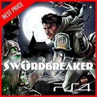 Swordbreaker The Game PlayStation 4 PS4 CD Key EU (Instant delivery) BEST PRICE