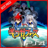 Ginga Force PlayStation 4 PS4 CD Key EU (Instant delivery) BEST PRICE