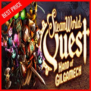 SteamWorld Quest: Hand of Gilgamech Steam CD Key (Instant)