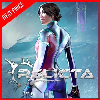 Relicta Steam CD Key PC (Instant delivery) BEST PRICE