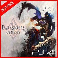 Darksiders Genesis PlayStation 4 PS4 CD Key EU (Instant delivery) BEST PRICE