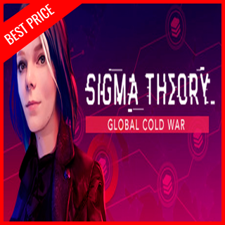 Sigma Theory: Global Cold War Steam CD Key (Instant)