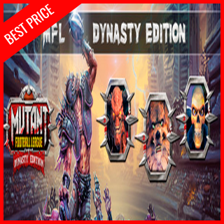 Mutant Football League: Dynasty Edition Steam CD Key (Instant)