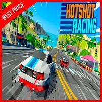 Hotshot Racing Hot shot Racing Steam CD Key PC (Instant delivery) BEST PRICE