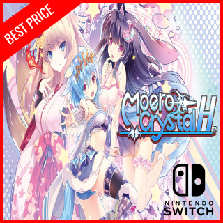 Moero Crystal H Nintendo Switch CD Key (Instant delivery) BEST PRICE
