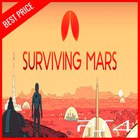 Surviving Mars PlayStation 4 PS4 CD Key EU (Instant delivery) BEST PRICE