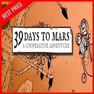 39 Days to Mars Steam CD Key (Instant)