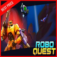 Roboquest Robo quest Steam CD Key PC (Instant delivery) BEST PRICE