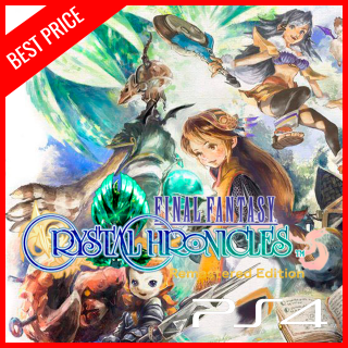 Final Fantasy Crystal Chronicles Remastered Edition PS4 PlayStation 4 Play Station CD Key EU (Instant delivery) BEST PRICE