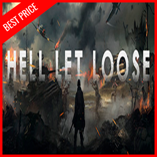 Hell Let Loose Steam CD Key (Instant)