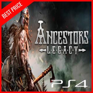 Ancestors Legacy PS4 CD Key EU (Instant)