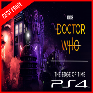 Doctor Who: The Edge Of Time CD Key (Instant)
